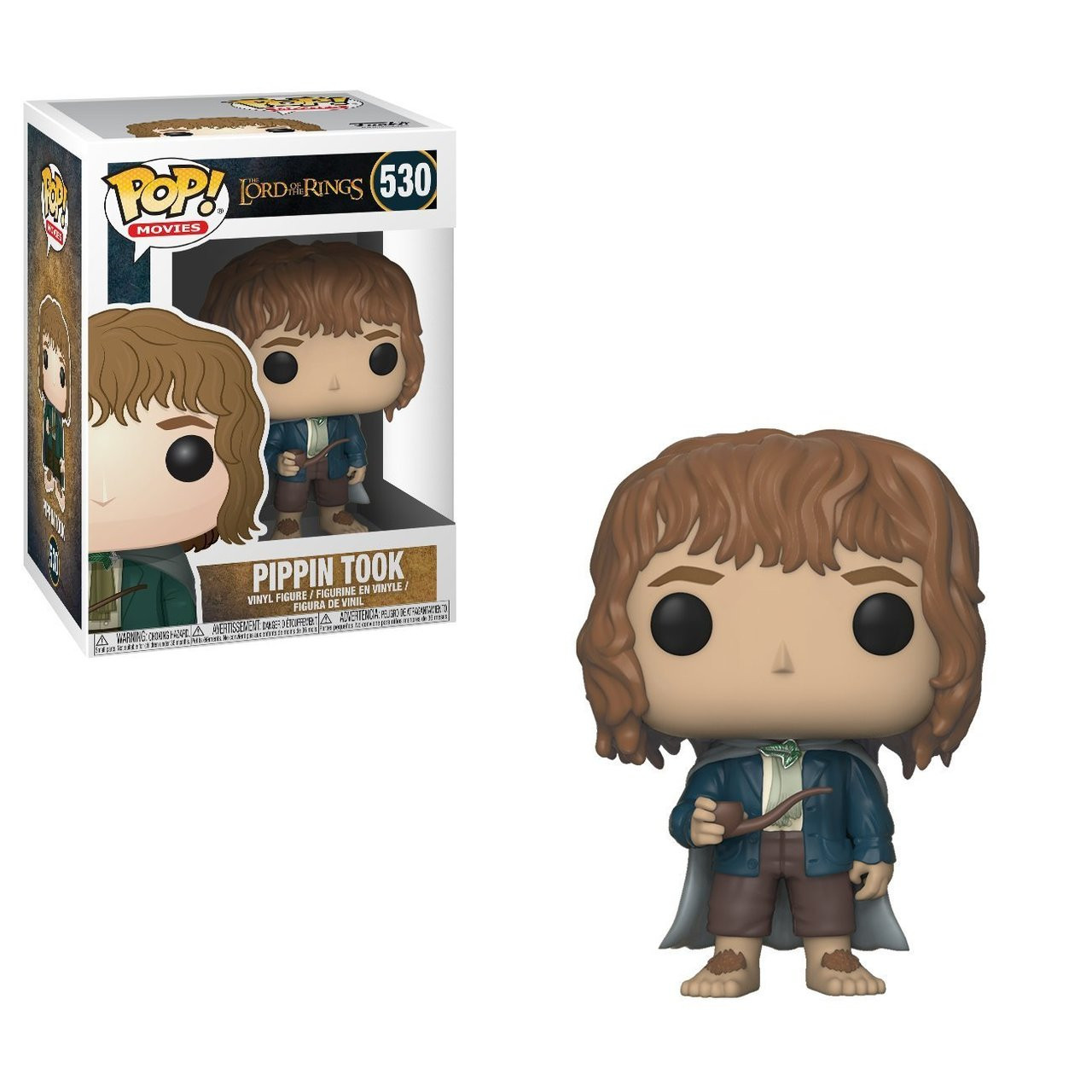 Funko POP Lord of the Rings Pippin Took Vinyl Collectible Figure Toy