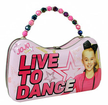 Party Favors - JoJo Siwa - Collectible Tin Purse
