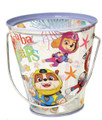 Party Favor Pails - Paw Patrol - Collectible Plastic Pail - Scuba Pups