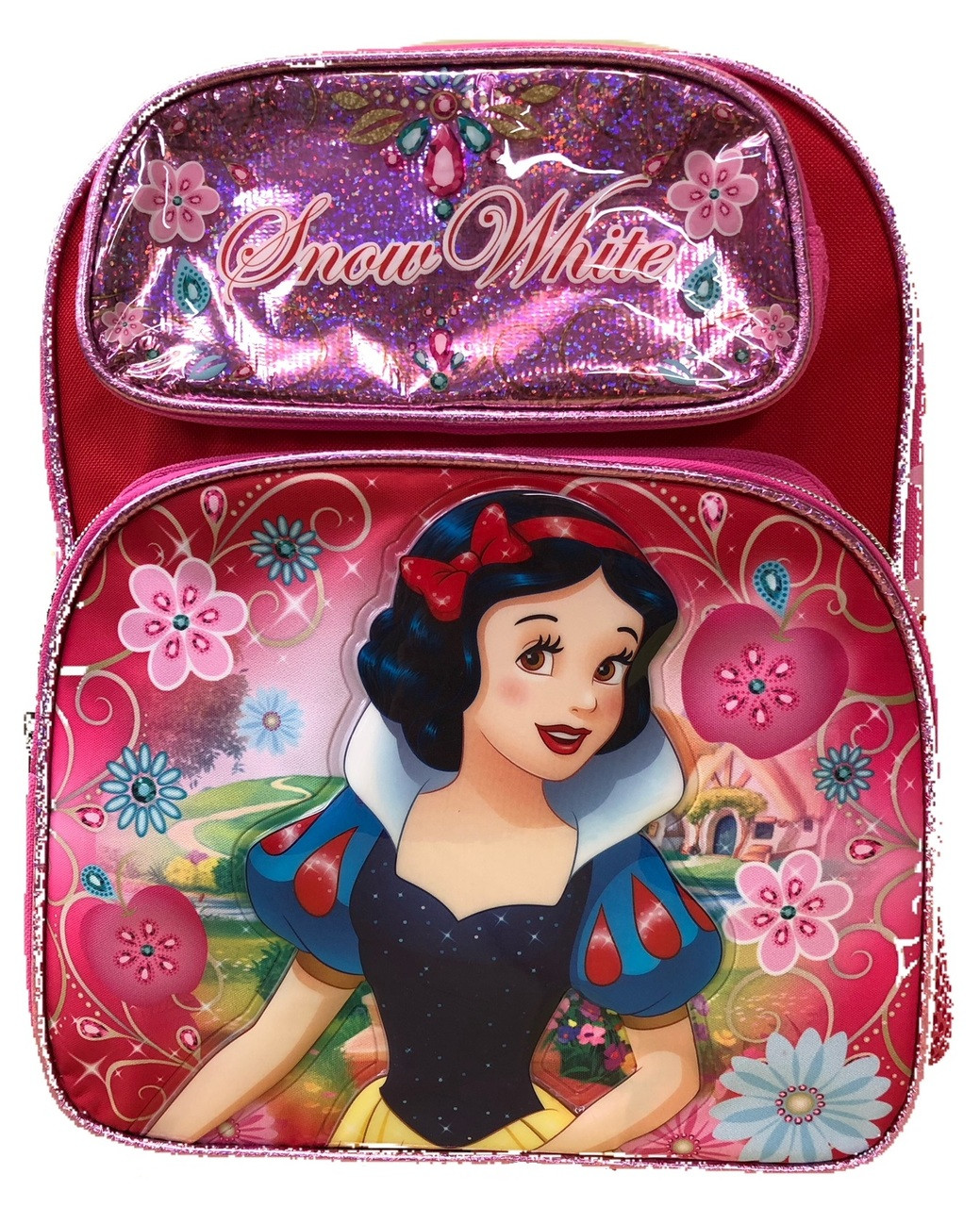 Snow White Small 12 Inch Backpack