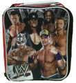 Lunch Box - WWE - Insulated - John Cena Rey Mysterio - Vertical