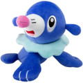 Plush Toy - Pokemon - Popplio - 8 Inch - Open Mouth