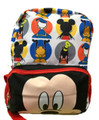 Backpack - Mickey Mouse - Toddler - 12 Inch - Backs
