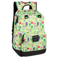 Minecraft - Large 17 Inch Backpack - Overworld Sprites