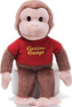 Plush Toy - Curious George - Small - 8 Inch - GUND