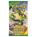 Pokemon XY Roaring Skies Trading Card Game Booster - 1 Pack - Cover Varies