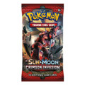 Pokemon Sun and Moon Crimson Invasion Trading Card Game Booster - 1 Pack - Cover Varies