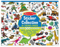 Melissa and Doug Blue Stickers  Collection