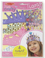 Melissa & Doug Simply Crafty Terrific Tiaras Jewelry-Making Kit