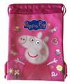 Party Favors - Peppa Pig - Drawstring Bag - Pink