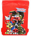 Party Favors - Transformers - Drawstring Bag - Red