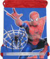 Party Favors - Spiderman - Drawstring Bag - Blue