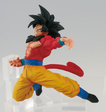 Dragon Ball Super Son Goku Fes!! Vol. 6 Super Saiyan 4 Son Goku - 7.5 Inch PVC Collectible Figure