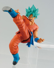 Dragon Ball Super Son Goku Fes!! Vol. 5 Super Saiyan God Super Saiyan Son Goku - 7.5 Inch PVC Collectible Figure