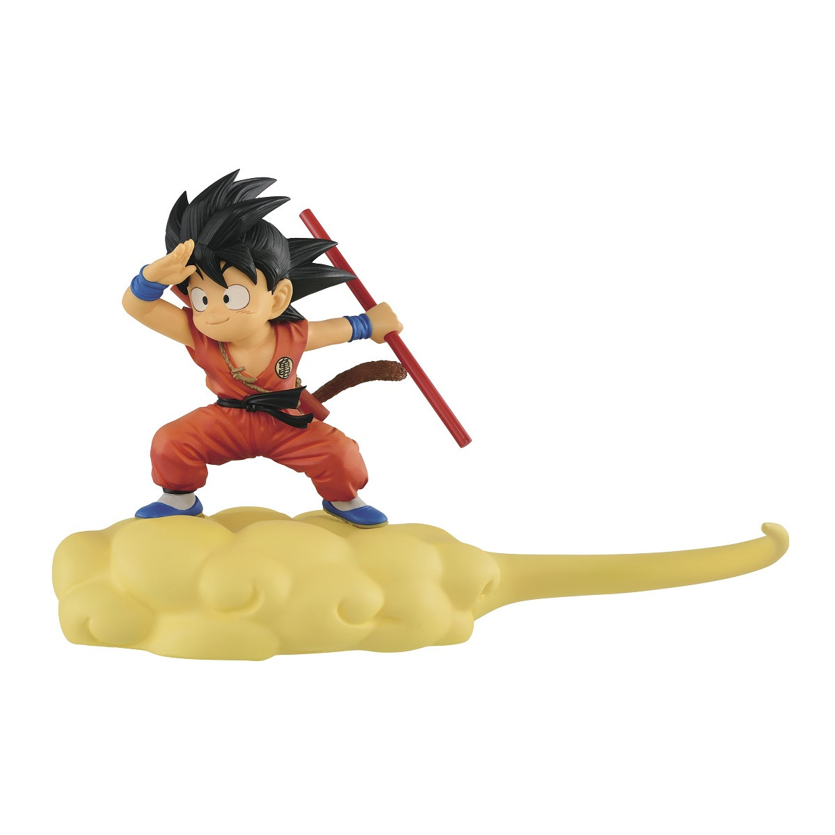 Dragon Ball Kintoun Son Goku Figure - 5 Inch PVC Collectible Figure