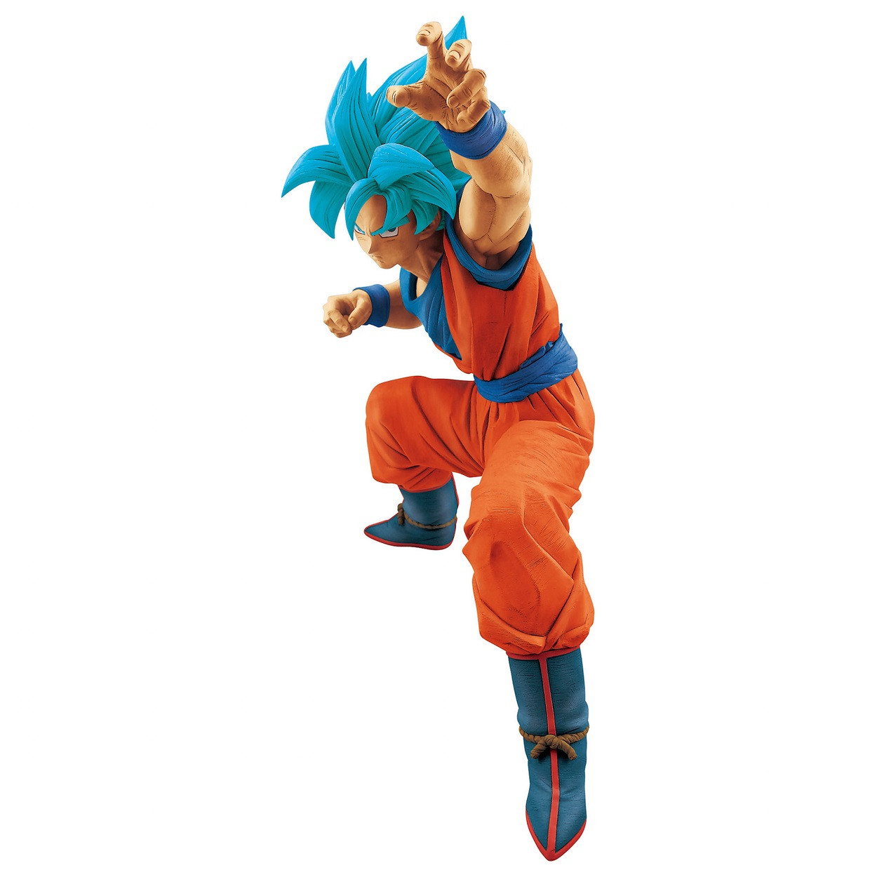 Dragon Ball Super Super Saiyan God Super Saiyan Goku Large 9.4 Inch PVC Collectible Figure