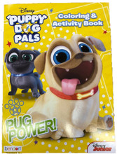 Puppy Dog Pals Coloring and Activity Book