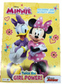 Minnie Mouse Coloring and Activity Book