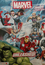 Coloring Book - Avengers - Party Favors - 96 Pages - Unleashed
