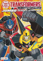 Coloring Book - Transformers - Party Favors - 96 Pages - Robots in Disguise