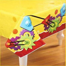 Tablecloth - Mickey Mouse - Plastic - Large