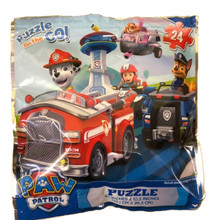 Puzzles - Paw Patrol - 24pc - In Foil Bag