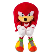 Plush Toy - Sonic the Hedgehog - Classic Knuckles - 8 Inch - Red