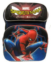 "Spiderman Homecoming Large 16"" Backpack"