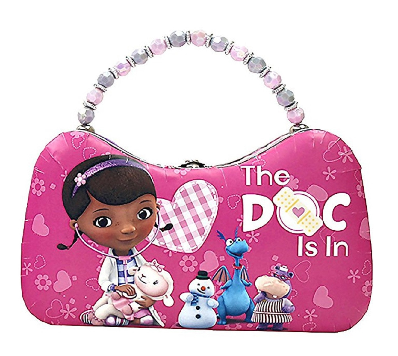 Party Favors - Doc McStuffins - Collectible Tin Purse - The Doc Is In