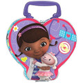 Doc McStuffins Heart-Shaped Collectible Tin Purse
