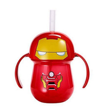 Sippy Cup - Marvel Avengers Iron Man - Small