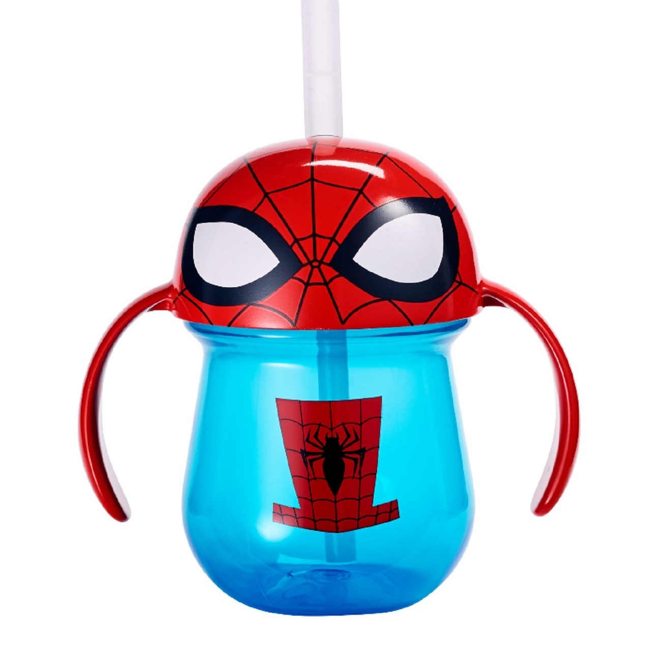 Sippy Cup - Marvel Spiderman - Drink Bottle - Small