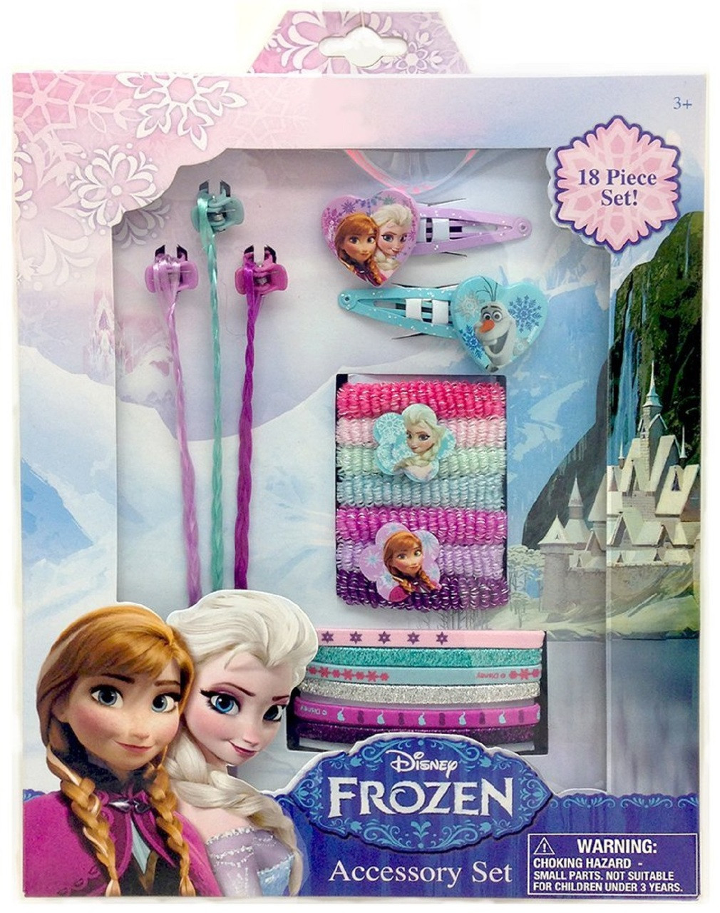 Disney Frozen 18pc Accessory Set