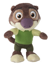 Plush Toys - Zootopia - Mr. Otterton - Small