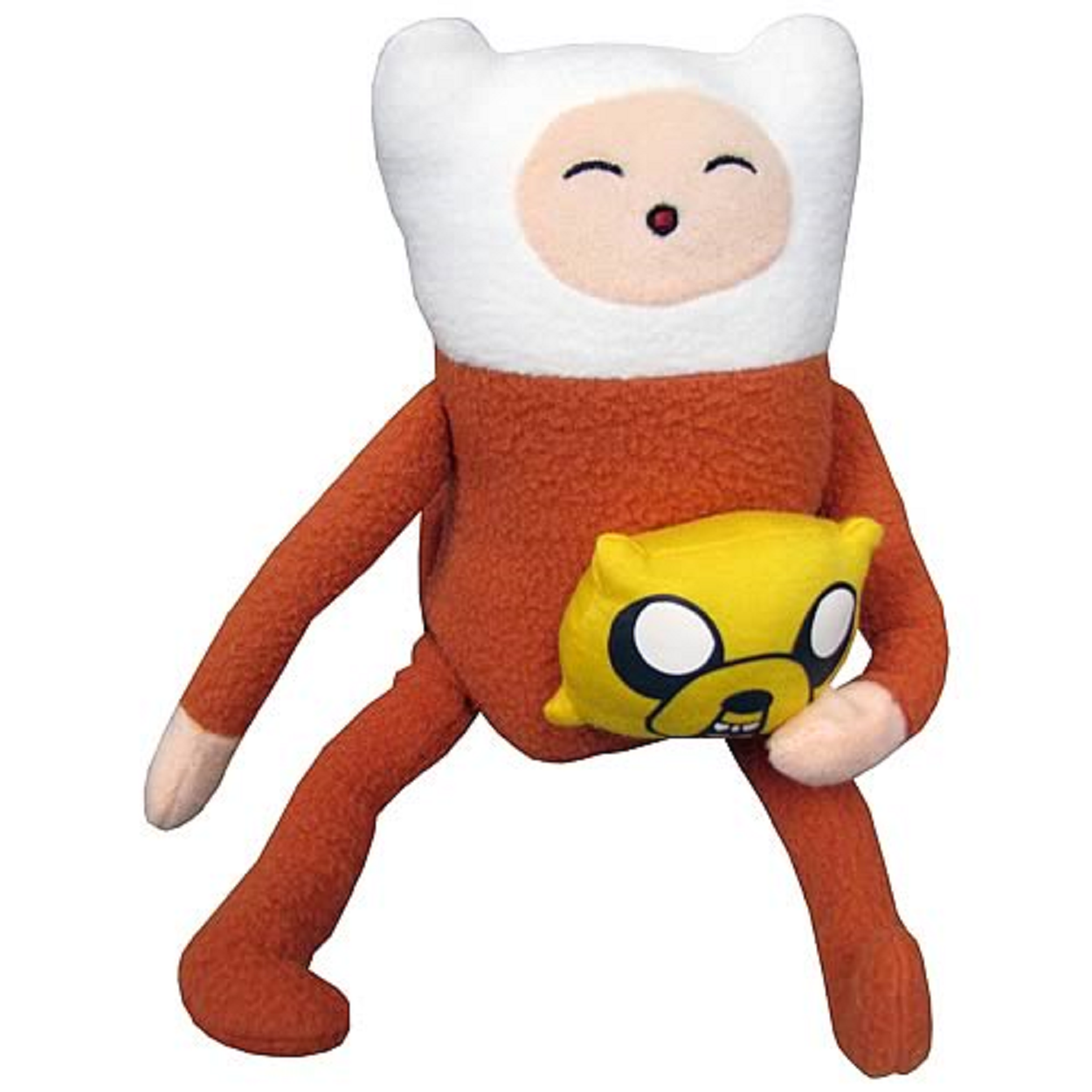 Plush Toys - Adventure Time - Night time Finn w Jake - 11 inch