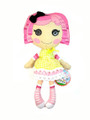 Lalaloopsy - Crumbs Sugar Cookie - 13 Inch - Plush Toy