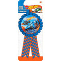 Party Favors - Hot Wheels - Confetti Award Ribbon - 1pc
