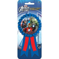 Party Favors - Avengers Assemble - Confetti Award Ribbon - 1pc