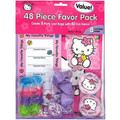 Party Favors - Hello Kitty - Value Pack - 48pc Set