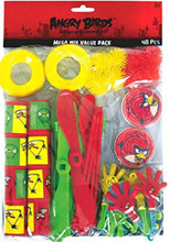 Party Favors - Angry Birds - Value Pack - 48pc Set