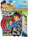 Jake and the Neverland Pirates - Value Pack - 48pc Set