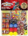 Party Favors - Power Rangers - Value Pack - 48pc Set