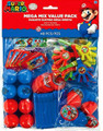 Party Favors - Mario Brothers - Value Pack - 48pc Set
