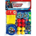Party Favors - Justice League - Value Pack - 48pc Set