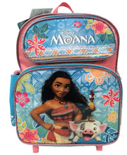 Moana Large Rolling 16 inch Backpack