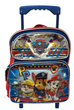 Paw Patrol Small Rolling 12 inch Backpack - Boy