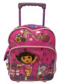 Dora Small Rolling 12 Inch Backpack