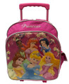 Disney Princess Small Rolling 12 inch Backpack