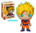 Funko POP Dragonball Z Goku Glow in the Dark Collectible Figure