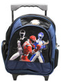 Power Rangers Small Rolling Backpack 12 inch